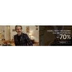 Lancerto: do 70% zniżki na odzież, buty i akcesoria dla mężczyzn
