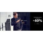 Lancerto: do 40% zniżki na marynarki, kurtki i płaszcze