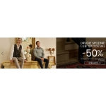 Lancerto: 50% rabatu na drugie spodnie lub spodenki męskie