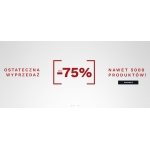 Lancerto: wyprzedaż do 75% rabatu na garnitury, koszule, marynarki, spodnie oraz akcesoria