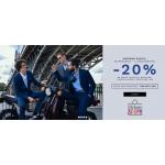 Lancerto: 20% rabatu na kurtki, płaszcze i marynarki z nowej kolekcji