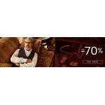 Lancerto: wyprzedaż do 70% rabatu na odzież męską