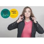 Lara Fabio: 20% zniżki na kurtki, swetry i płaszcze
