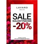 Lavard: 20% zniżki na Walentynki