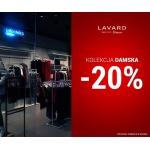 Lavard: 20% zniżki na kolekcję damską