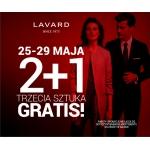 Lavard: trzecia sztuka gratis