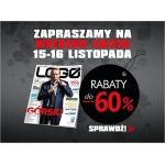 Weekend Zniżek z Logo w całej Polsce 15-16 listopada 2014