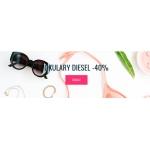 Lovelymee.com: 40% rabatu na okulary marki Diesel