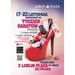 Tydzień Rabatów w Lublin Plaza 17-23 listopada 2014
