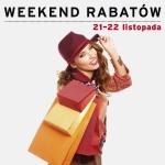 Weekend Rabatów w centrum handlowym Lublin Plaza 21-22 listopada 2015