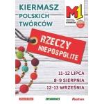Kiermasz Rzeczy Niepospolite w M1 w Krakowie 11-12 lipca 2015
