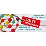 Kiermasz Rzeczy Niepospolite w M1 w Krakowie 13-14 maja 2016