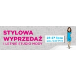 Stylowy weekend w galerii Magnolia Park we Wrocławiu 26-27 lipca 2014
