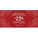Makalu: Mikołajkowa Promocja 20% na swetry