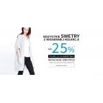 Makalu: 25% zniżki na wszystkie swetry