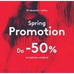Mango: wiosenne promocje do 50% zniżki