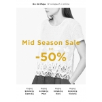 Mango: Mid Season Sale do 50%