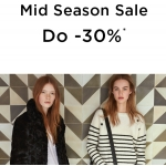 Mango: Mid Season Sale do 30% zniżki