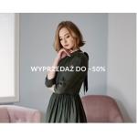 Marie Zelie: wyprzedaż do 50% rabatu na modę damską