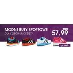 Marionex: modne buty sportowe dla dzieci i młodzieży już od 57,99 zł