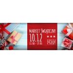 Market Świąteczny w Warszawie 10 grudnia 2016