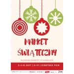 Market Świąteczny w Warszawie 2-3 grudnia 2017