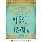 Market Ursynów w Warszawie 4 września 2016