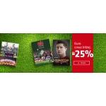 Matras: do 25% zniżki na książki sportowe