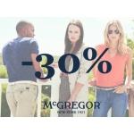Mc Gregor: 30% zniżki na cały asortyment