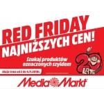 Red Friday w MediaMarkt: setki produktów w specjalnych cenach