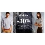 Medicine: 30% zniżki na spodnie, sukienki i koszule