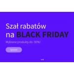 Megakoszulki: Black Friday wyprzedaż do 50% rabatu na koszulki z nadrukiem