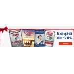 Merlin.pl: wyprzedaż do 75% zniżki na książki