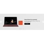 Microsoft: 180 zł zniżki przy zakupie Surface Go w zestawie z klawiaturą Type Cover i usługą Office 365