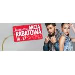 Jeansowa Akcja Rabatowa w Millenium Hall Rzeszów 16-17 kwietnia 2016