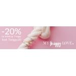 Minty Dot: 20% rabatu na kolekcję biżuterii Twiggy