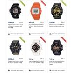 Minuta: 5% rabatu na wszystkie zegarki Casio G-Shock