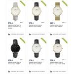 Minuta: 5% zniżki na wybrane zegarki Cluse