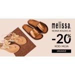 Mivo: 20% rabatu na nową kolekcję butów melissa