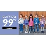 Mivo: buty dla dzieci do 99 zł