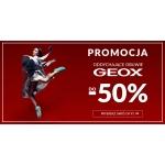 Mivo.pl: buty Geox do 50% taniej