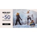 Mivo: 50% zniżki na obuwie marki Moon Boot