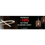 Mlamp: 10% rabatu na lampy
