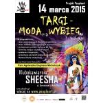 Targi Moda na Wybiegu w Warszawie 14 marca 2015