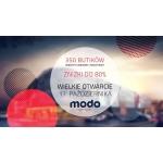 Otwarcie centrum Modo Domy Mody w Warszawie 17-18 października 2015