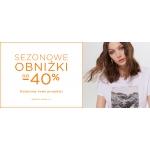 Mohito: do 40% zniżki na odzież damską - sezonowe obniżki