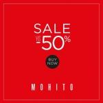 Mohito: wyprzedaż do 50% zniżki
