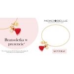 Mokobelle: bransoletka w prezencie przy zakupie powyżej 300 zł