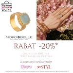Mokobelle: Stylowe Zakupy 20% rabatu na biżuterię