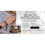 Mokobelle: Black Weekend 20% rabatu na bransoletki i 15% rabatu na pozostałe kategorie